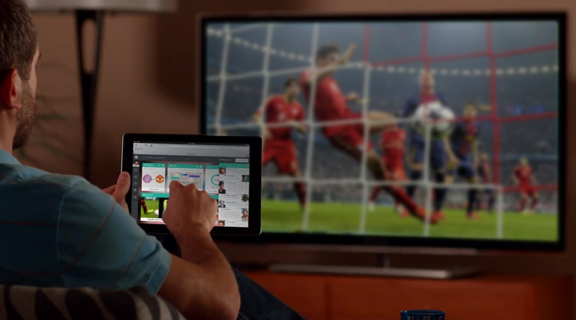 Euro 2016'da ikinci ekranlar şovyapacak…