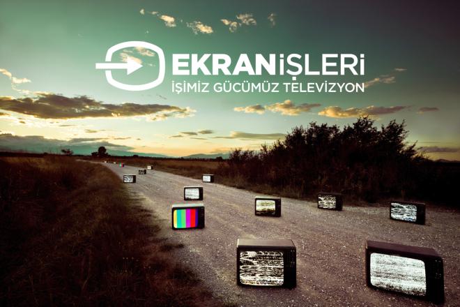 İşimiz Gücümüz Televizyon PNG